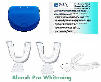 standard teeth whitening kit