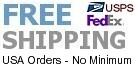 Free Shipping with the USA